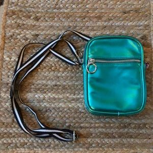 Cute Turquoise cross body bag